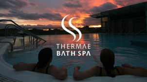 Enjoy 3 Hours for the Price of 2-Hour Spa Session (Cost £36) at Thermae Bath Spa