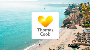 £100 Off Holiday Bookings Over £750 at Thomas Cook