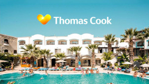 £100 Off Package Holidays Over £800 at Thomas Cook
