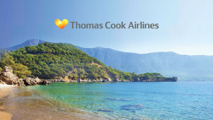 Receive a £25 Gift Card on Bookings Over £800 at Thomas Cook Airlines
