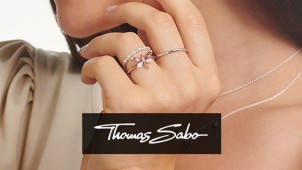 £10 Welcome Voucher with Newsletter Sign Ups at Thomas Sabo