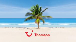 £100 Off Cruise Bookings  at Thomson (TUI)