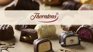 8% Off Orders at Thorntons