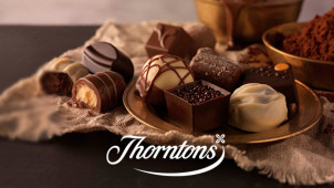 5 for £20 on 2 for £10 Range at Thorntons