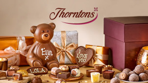 Free Standard Delivery on Orders at Thorntons
