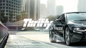 30% Off Pay on Arrival Rates with Pre-Bookings at Thrifty Car Rental UK
