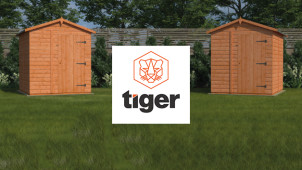 Free Delivery on Selected Items at Tiger Sheds