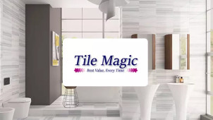 £30 Off Orders Over £300 at Tile Magic