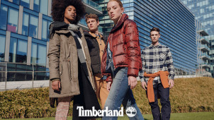 £10 Gift Card with Orders Over £60 at Timberland