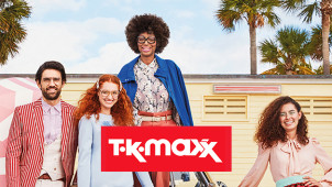 Up to 60% Less on Brands at TK Maxx - Fashion, Footwear, and More