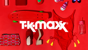 Up to 80% Off RRP on Orders at TK Maxx