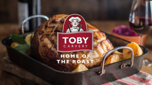 All Day Carvery from £5.99 at Toby Carvery