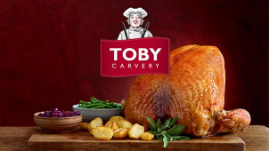 Kids Eat for £1 this Summer Holiday at Toby Carvery