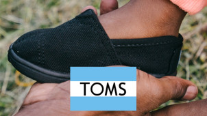 25% Off Outlet Orders at TOMS