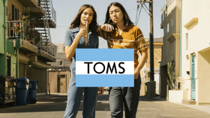 Find 50% Off in the Sale Plus Free Delivery at TOMS
