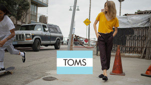 Up to 50% Off in the Outlet at TOMS