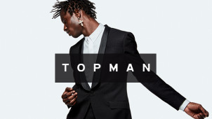 50% Off 100 Lines at TOPMAN