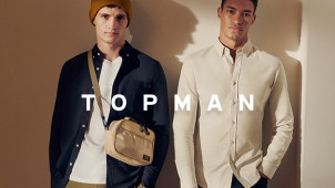 Up to 30% Off All Orders at Topman