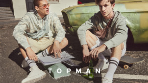 Up to 30% Off Orders at TOPMAN
