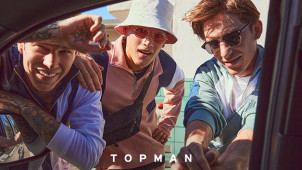 15% Off First Orders with Newsletter Sign-ups at TOPMAN