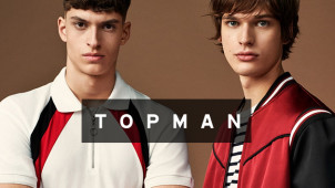 20% Off First Orders at TOPMAN - New Customers!