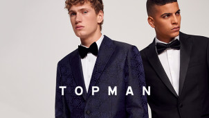 10% Off First Orders with Newsletter Sign-ups at TOPMAN