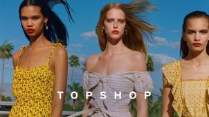 Enjoy 60% Off Orders in the Sale at Topshop