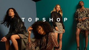 Up to 65% Off Women's Fashion at Topshop