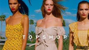 10% Off Orders with Newsletter Sign-ups at TOPSHOP