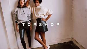 Save 75% in the Sale at Topshop