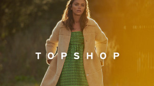 Up to 70% Off Orders in the End of Season Sale at TOPSHOP