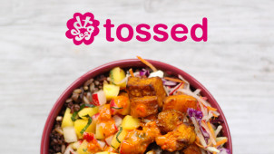 Breakfast from £1.89 at Tossed