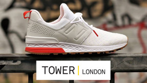 10% Off Orders at TOWER London Footwear