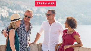 Last Minute Bookings with up to 15% Discount at Trafalgar