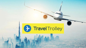 £7 Off Flight Ticket Bookings at Travel Trolley