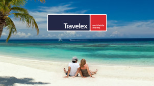 $15 Off First International Money Transfers with Travelex