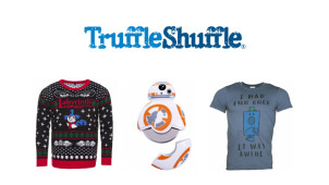 20% Off Orders Over £50 at Truffle Shuffle