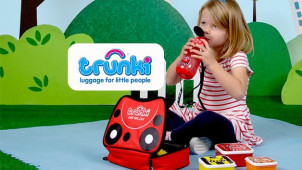10% Off your Next Order with Newsletter Sign-ups at Trunki