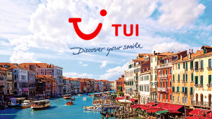€70 Off August and September Bookings Over €1000 at TUI Holidays
