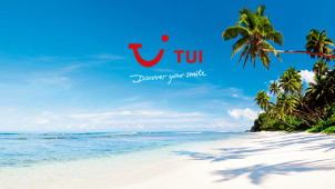 £50 Retail Card with Upfront Bookings Over £1000 at TUI