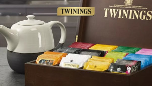 15% Off Orders Over £50 at Twinings Teashop
