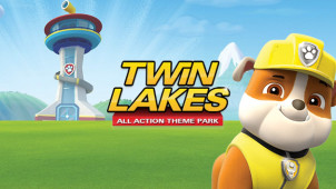 Child Tickets from £12 at Twinlakes Park