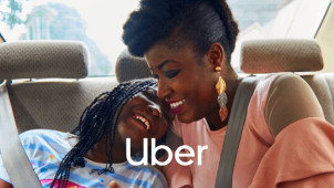 Refer a Friend for a £5 Discount at Uber