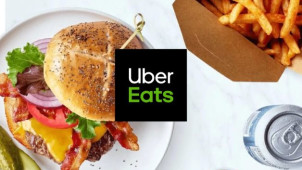 Dinner for £10 at Selected Restaurants at UberEATS