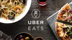 £5 Off Orders with Friend Referrals at UberEATS