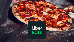 £10 Off First Orders Over £15 at Uber Eats
