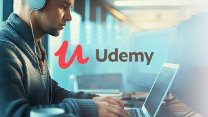 Courses from £15 in the January Sales at Udemy