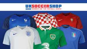 Free Delivery on Orders Over £70 at UK Soccer Shop