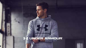 Up to 40% Off Sport Fashion in the Sale at Under Armour