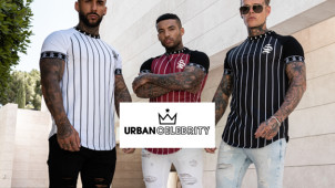 £10 Off Orders Over £60 at Urban Celebrity